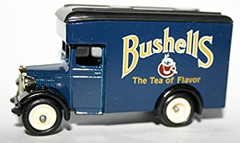 LLEDO DAYS GONE MADE IN ENGLAND MODEL NUMBER 51005 /1928 CHEVROLET BOX VAN BESSELL,S TEA MODEL MINT NEVER BEEN OUT OF BOX SOME WEAR TO BOX BECAUSE OF AGE AS SEEN IN