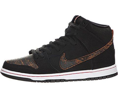 Nike Dunk HIGH PRO SB 'Distressed Leather' - 305050-026 - Size 44-EU -