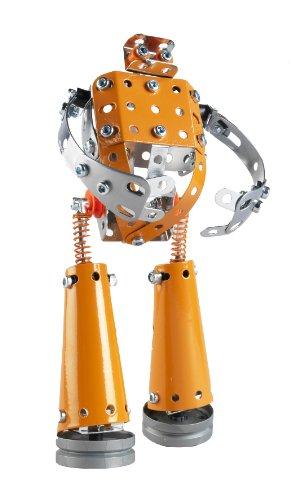 Meccano-Metal-Robots