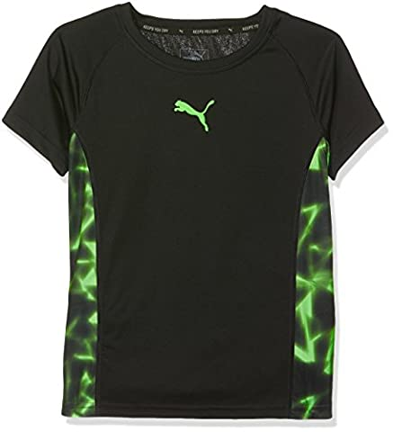 Puma T-shirt pour enfants Active Cell Graphic Tee 14 ans Puma Black