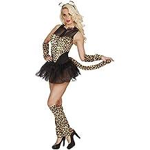 BOLAND 83633adultos Disfraz Hot Cheetah, 36/38