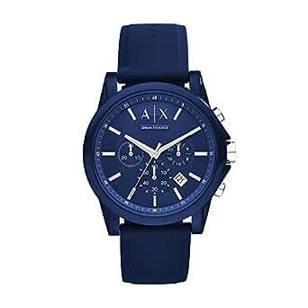 Armani Exchange Analog Blue Dial Unisex Watch - AX1327