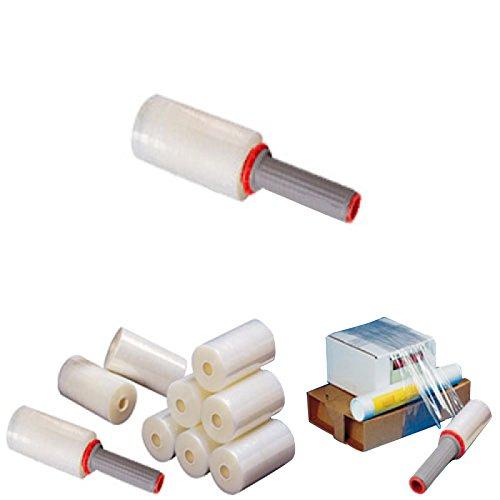 TAP 28353bobinettes Strechfolie transparent, 23Mikron, 125mm x 150m (Pack 36) (Alias-pack)