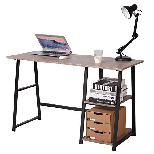 eSituro Escritorio de Ordenador Mesa de Trabajo PC Computadora ...