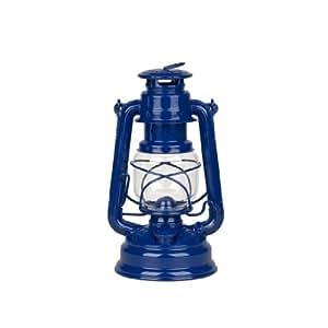 Feuerhand Storm Lanterne 276–Bleu Cobalt