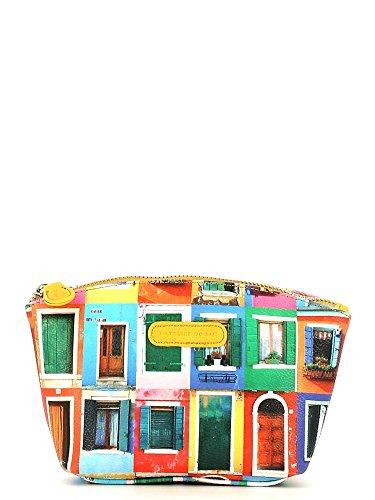 L'atelier du sac 4401 Pochette Accessori Giallo Pz.