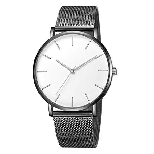 Armbanduhren männer Herrenuhr Herren Luxusuhren Quarzuhr Edelstahl Zifferblatt Casual Bracele UhrArmbanduhr Uhren armbanduh EIN