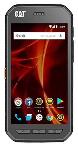 "Cat S41 4G 32GB Negro - Smartphone (12,7 cm (5""), 32 GB, 13 MP, Android, 7, Negro)"
