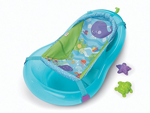 Fisher-Price Ocean Wonders Aquarium Bad Center -
