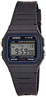 Casio Unisex Watch in Resin/Acrylic Glass with Date Display and LED Light - Water Resistance & Alarm (B000J34HN4) | Amazon price tracker / tracking, Amazon price history charts, Amazon price watches, Amazon price drop alerts