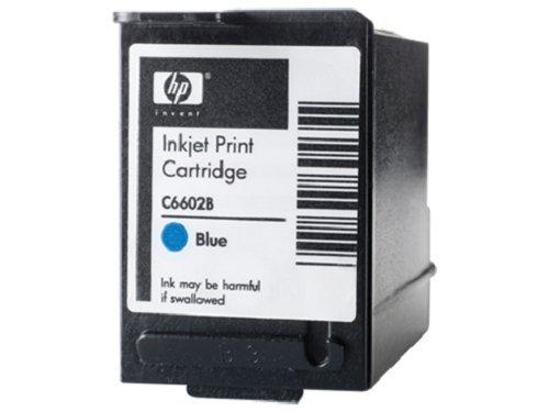 Preisvergleich Produktbild HP C6602B TIJ 1.0 Tintenpatronen Standardkapazität 1er-Pack, blau