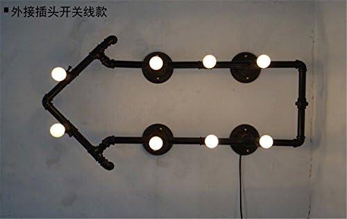 Avviou applique led muro su e gi� per lampade da muro led