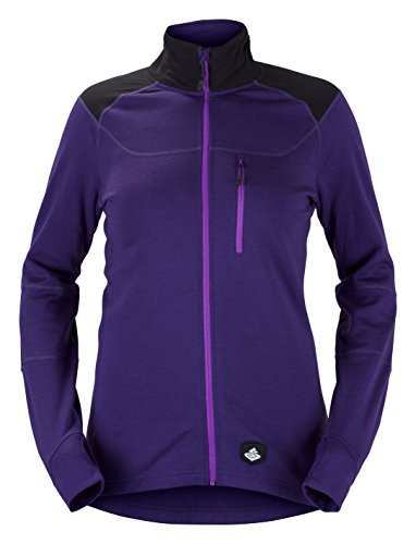 Sweet Protection Damen Jacket Generator Plum, S (Freeride Carbon Ski)