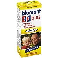 BIOMONT Plus Elixier, 500 ml preisvergleich bei billige-tabletten.eu