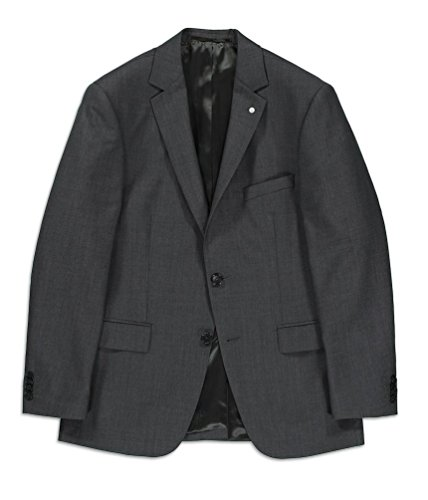 Michaelax-Fashion-Trade -  Blazer  - Basic - Maniche lunghe  - Uomo Grau(340)