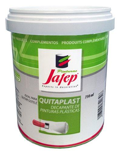 Quitaplast Eliminador De Gotele Jafep 750 Ml.