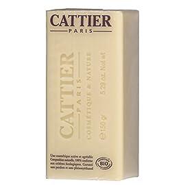 Cattier Savon Doux Végétal Surgras Karité BIO 150 g – Lot de 3
