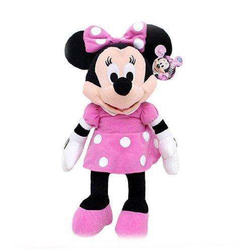 Minnie Maus Plüsch Puppe - Kuscheltier (Jessie Puppe)