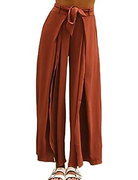 Pantalones Largos Mujer Verano C