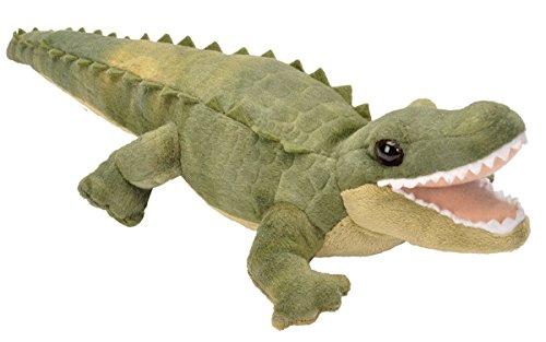 h Krokodil Alligator, Cuddlekins Kuscheltier, Plüschtier,  37cm ()
