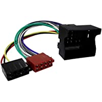 AERZETIX: Cable adaptador enchufe ISO G1 para autoradio C2059