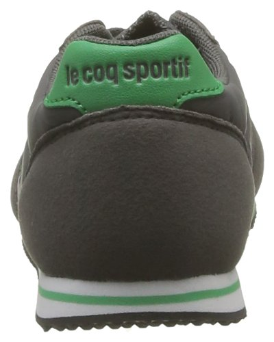Le Coq Sportif Bolivar Ps, Baskets mode fille Gris (Plomb)