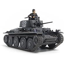 TAMIYA 300032583 - 1:48 WWII Panzer 38 (t) Tipo E / F