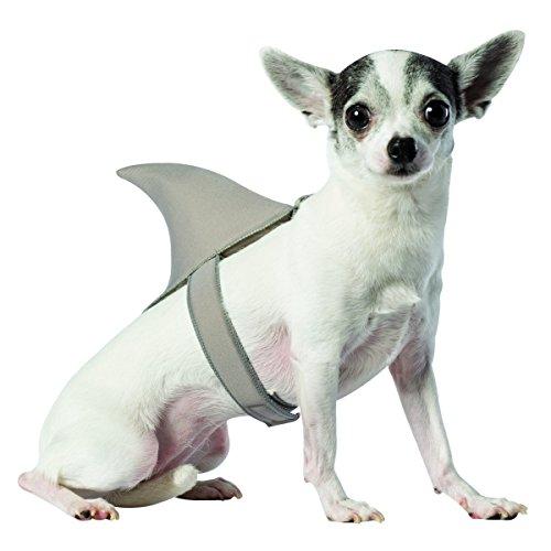 Rasta Imposta Hundekostüm Haiflosse, Größe (Fin Kostüm Shark)
