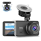 Dash Cams For Cars Front and Rear Full HD 1080P Car Dash Camera