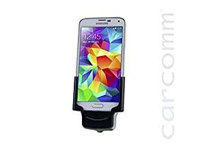 Carcomm CMBS-649 Actif Noir support - supports (Mobile/smartphone, Allume-cigare, Actif, Voiture, Noir, Samsung Galaxy S5 SM-G900 / S5 Plus SM-G901)