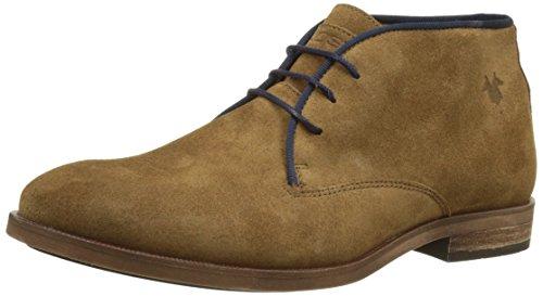 KostBissole - Stivali Desert Boots Uomo , marrone (Marrone (Taupe)), 44 EU