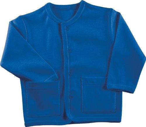 Baby Butt Jacke Interlock-Jersey blau Größe 50/56