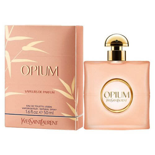 Yves saint laurent vapeurs d'opium - acqua di colonia per donne - 50 ml