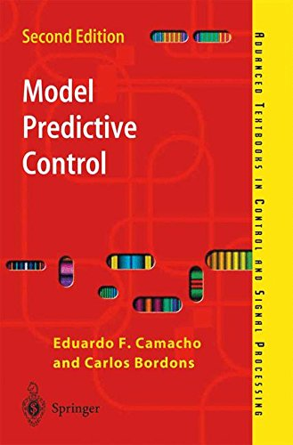 Model Predictive Control (Advanced Textbooks in Control and Signal Processing) por Carlos Bordons, Eduardo F. Camacho