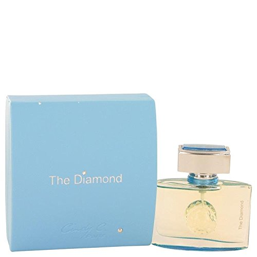 The Diamond by Cindy C. Eau De Parfum Spray 1.3 oz for Women by Cindy C.