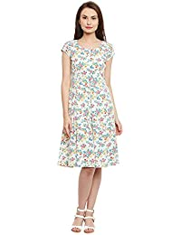 b51e773f76b28 Whites Women's Dresses: Buy Whites Women's Dresses online at best ...