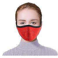 Tukistore Sturmhaube Winter Maske Ohrenschützer Winter Atmungsaktiv Staubdicht Masken Ohrenwärmer Pure Farbe Vlies... preisvergleich bei billige-tabletten.eu