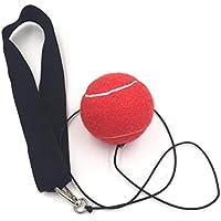 Delicacydex Eubi E302 Elastizität Kopfband Boxing Ausrüstung Kampf Ball Trainingsgeschwindigkeit Ball Muay Thai Trainer Schnell Stanzen