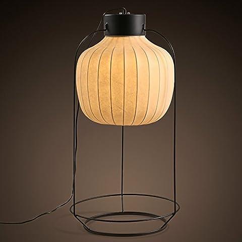 KHSKX Nuovo panno cinese lanterne minimalista e moderno ristorante Giapponese light bar e sala da tè lampadario pentola in ferro shop 432*845mm , bianco