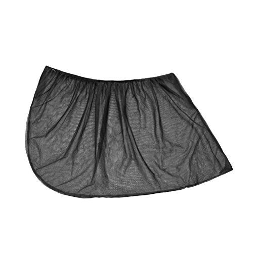 Vosarea Parasol de Coche Universal Protector contra Rayos UV para Ventana Trasera de Coche para Bebés Adultos Un Par (Ventana Posterior)
