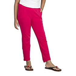 Clifton Girls Solid Pyjama - Dark Pink - Medium