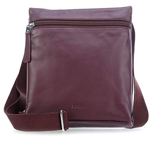 43f0cec2e0 BREE 383171001, sac bandoulière femme 21x5.5x18.5 cm (B x H