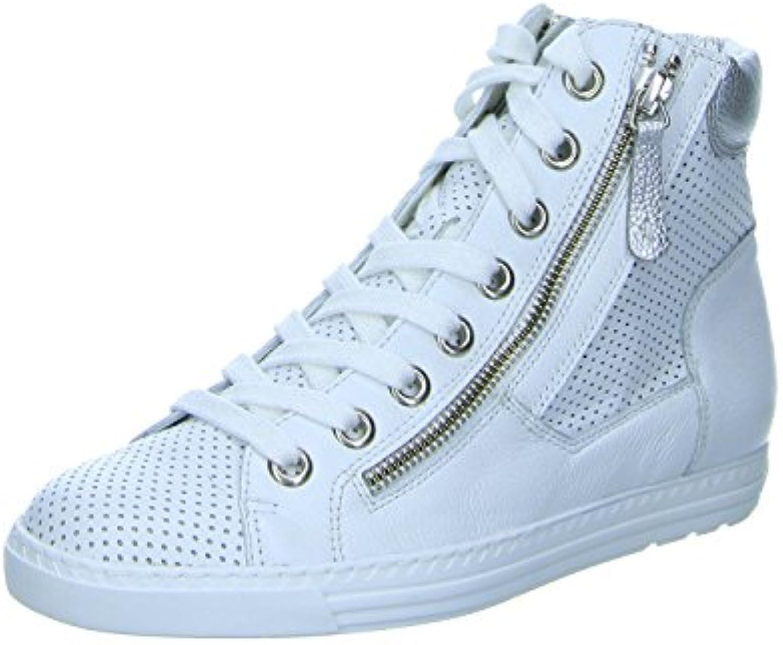 Paul Green Damen Sneaker 4247.142 Weißszlig; 395636