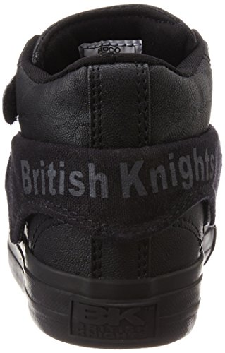 British Knights Roco, Baskets Basses Femme NOIR/NOIR