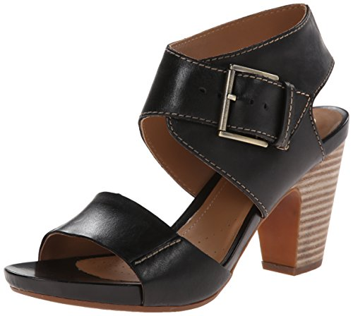 Clarks Okena Mod Kleid Sandale Black LKzEe