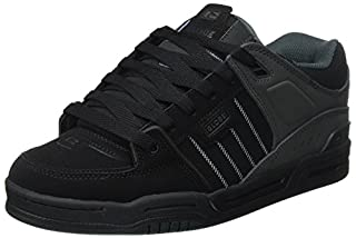 Globe Fusion, Zapatillas de Skateboard para Hombre, Negro (Black/Night), 44 EU (B00DYXMQSE) | Amazon price tracker / tracking, Amazon price history charts, Amazon price watches, Amazon price drop alerts