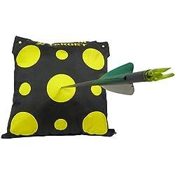 Stop'In Target - Cible Sac de tir pour Arc et Arbalète Stop'In Bag - Légère et Facile à Transporter - Dimensions 70 x 70 cm