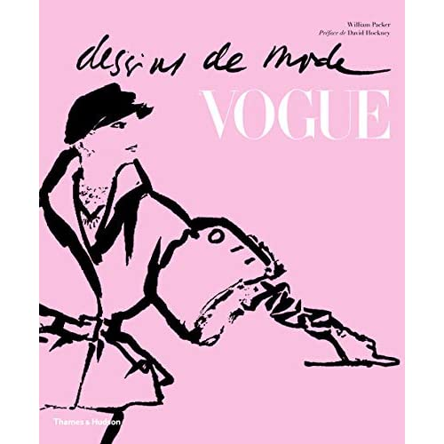Dessins de mode Vogue