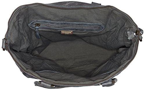Taschendieb Td0735, Sacs portés main Gris - Gris sablonneux