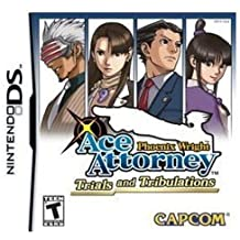 Phoenix Wright: Ace Attorney - Trials and Tribulations (Nintendo DS) by Nintendo